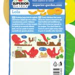 opis muskatne tikve lola i ilustracija instrukcija za sadnju sa slonicem na zadnjoj strani kesice
