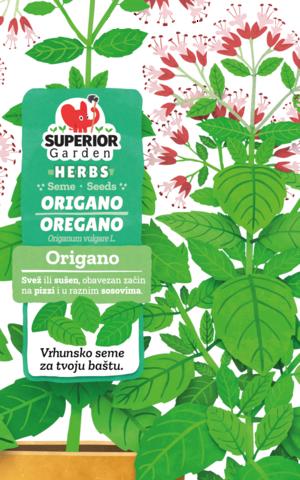 superior garden herbs seeds oregano link to product