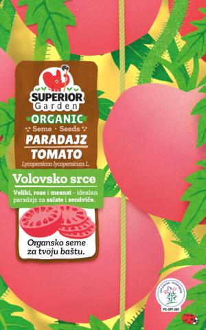 superior garden organic seeds tomato volovsko srce link to product
