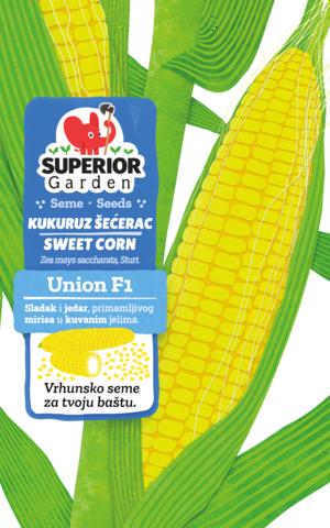 superior garden seme kukuruz secerac union f1 link ka proizvodu