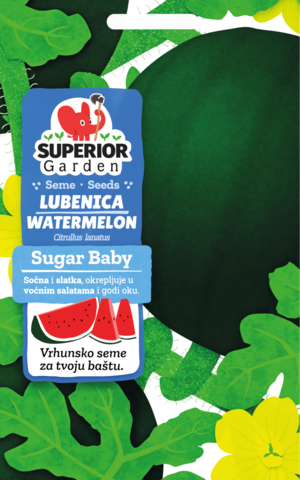 superior garden seme lubenica sugar baby link ka proizvodu