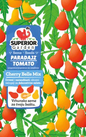 superior garden seme paradajz cherry belle link ka proizvodu