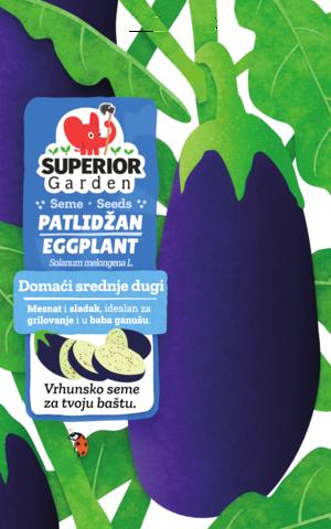 superior garden seeds eggplant domaci srednje dugi link to product