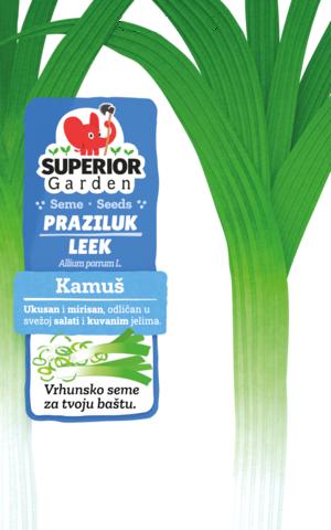 superior garden seeds leek kamus link to product